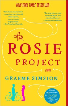 The Rosie Project Book Cover Image