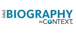 Biography in context logo