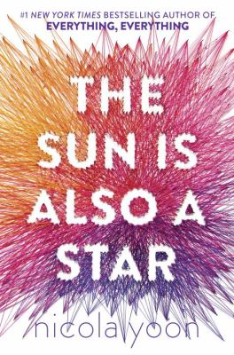 The Sun is Also a Star book coverSunStar