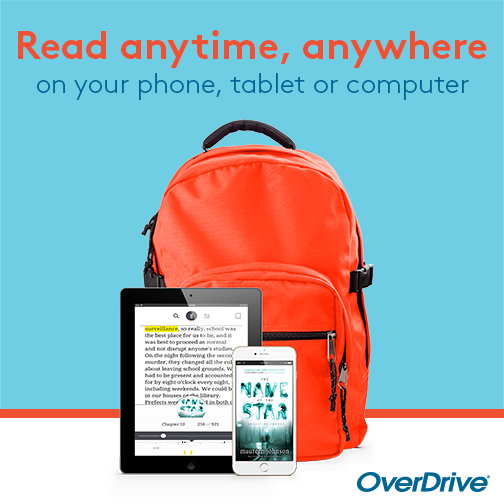 Overdrive Teens Digital Library