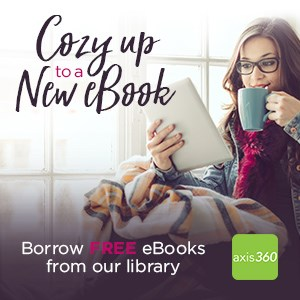 Axis 360: Cozy up with a New Book