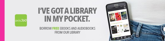 Axis 360: I've got a library in my pocket