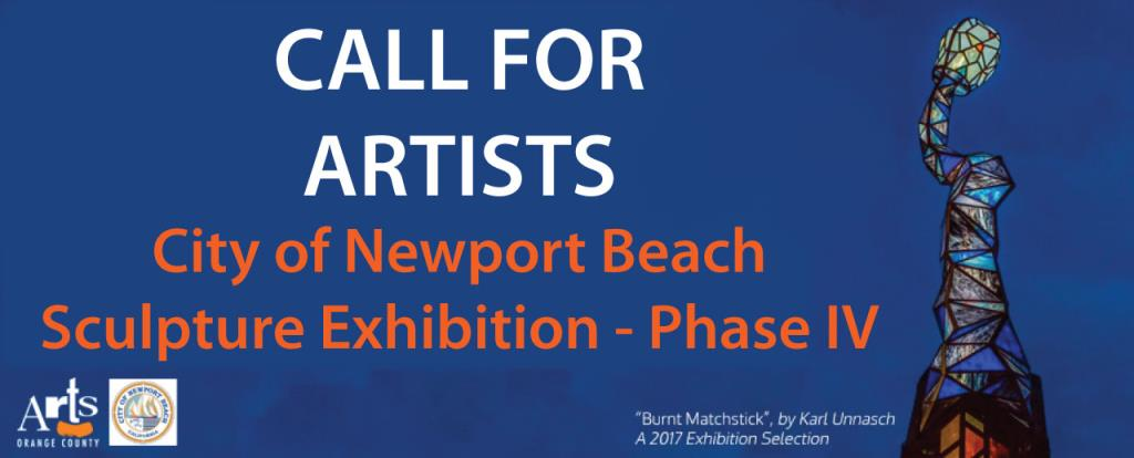 Call for Artists, City of Newport Beach Sculpture Exhibition