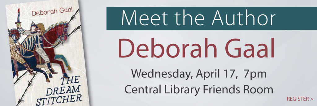 Link to Deborah Gaal, Wednesday, April 17