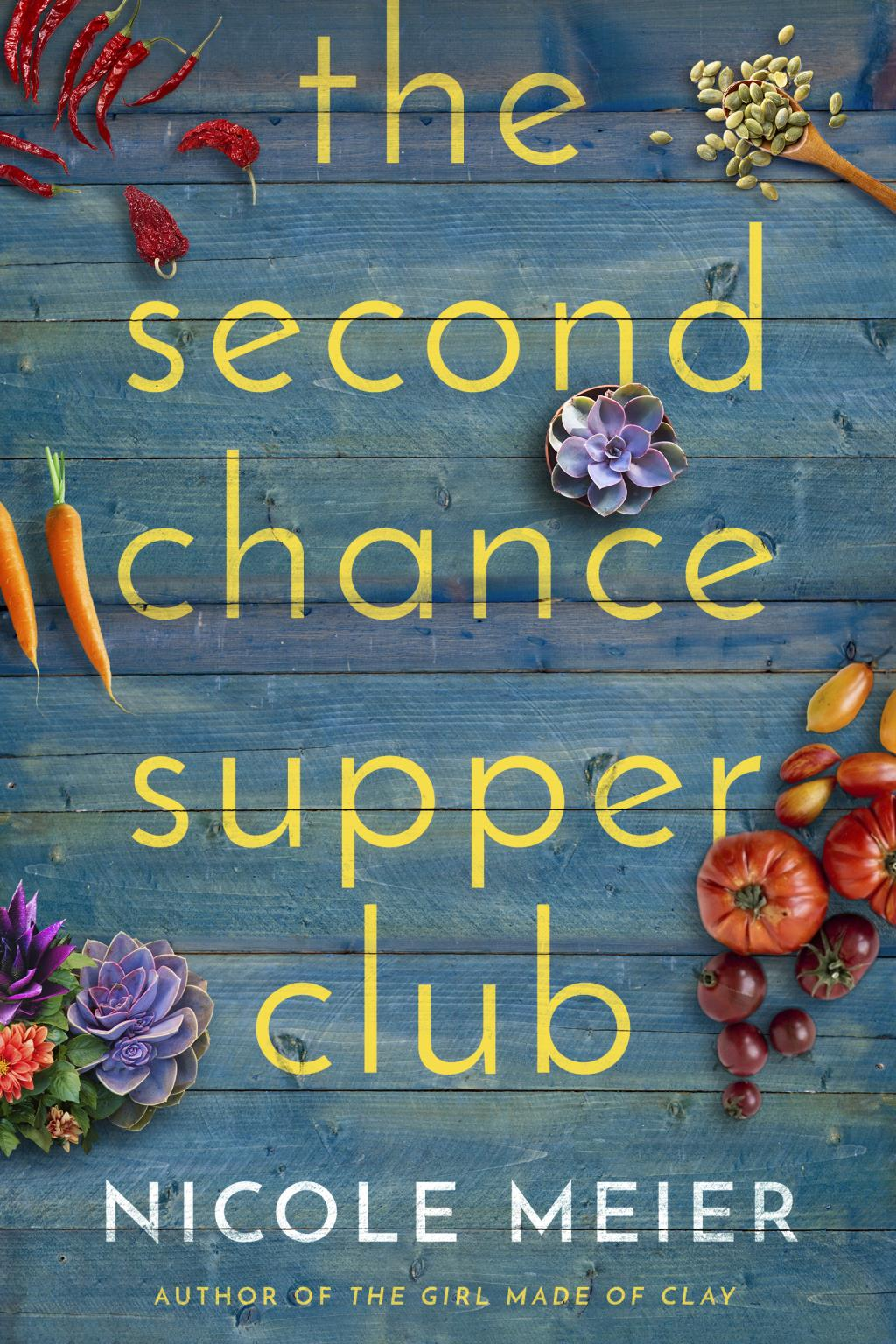 The Second Chance Supper Club cover