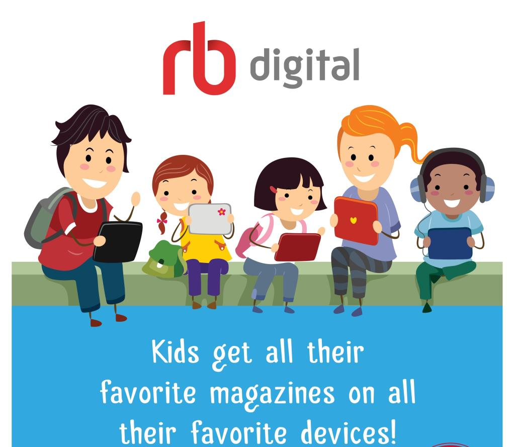 rb digital kids magazines