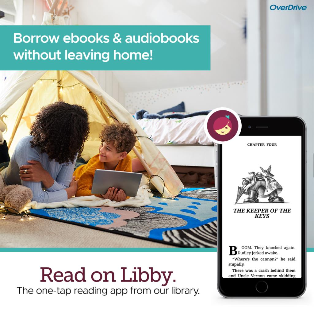 Link to Libby digital books for kids
