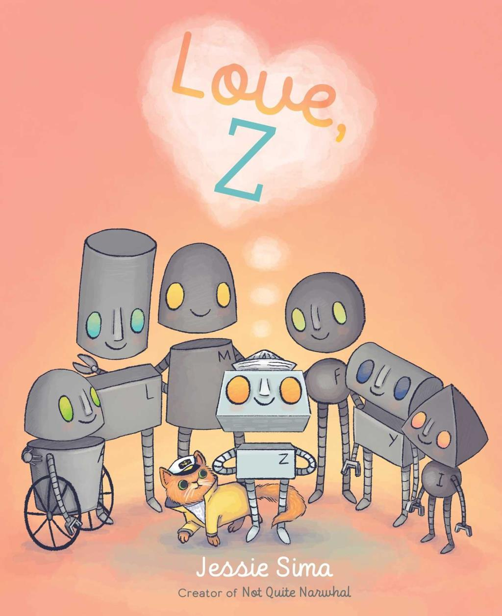Love, Z by Jessi Sima