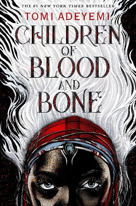 Children of Blood Book Cover