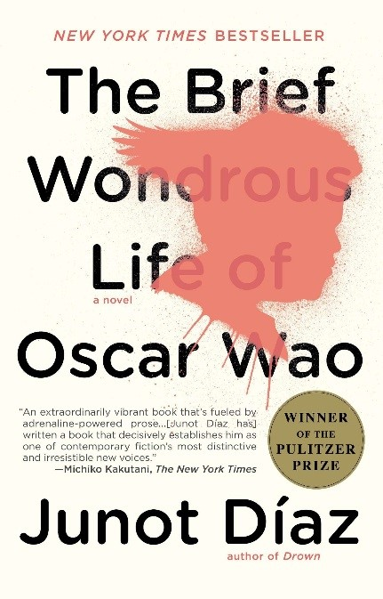 The Brief and Wondrous Life of Oscar Wao Book Cover