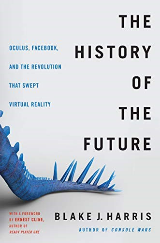 The History of the Future Book Cover
