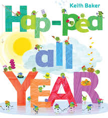 Hap-pea All Year by Keith Baker - Simon & Schuster
