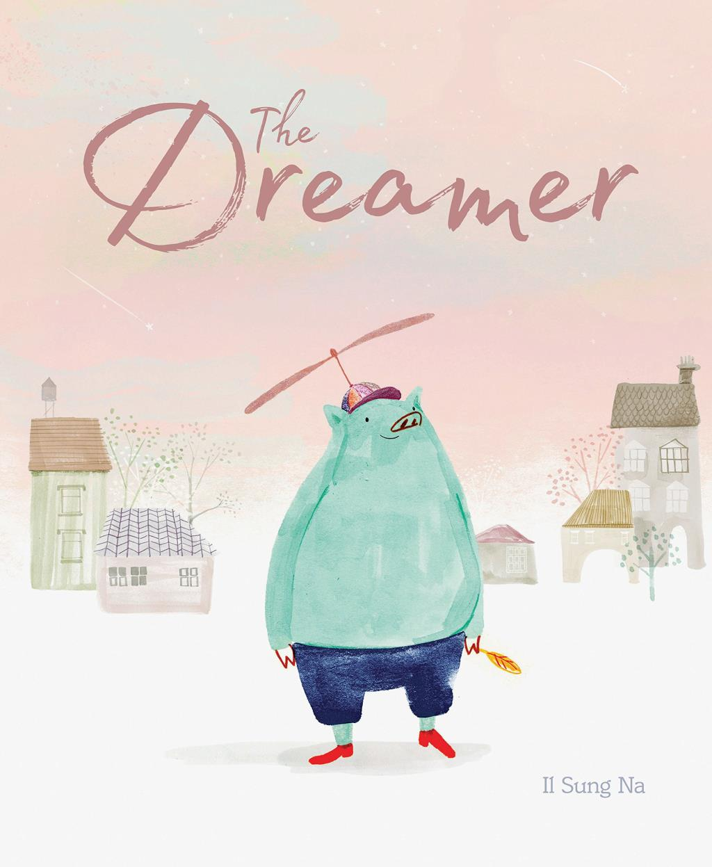 The Dreamer by Il Sung Na - Chronicle Books