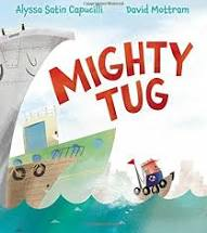 Mighty Tug by Alyssa Satin Capucilli --Chronicle Books
