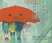 The Big Umbrella by Amy June Bates - Simon & Schuster