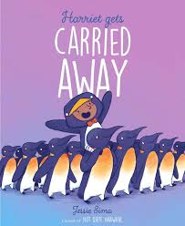 Harriet Gets Carried Away by Jessie Sima--Simon & Schuster