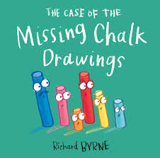 The Case of the Missing Chalk Drawings by Richard Byrne - Macmillan