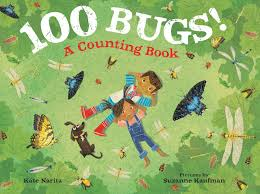 100 Bugs! A Counting Book by Kate Narita - Macmillan