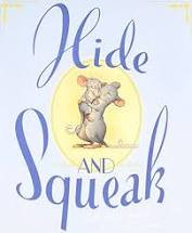 Hide and Squeak by Heather Vogel Frederick - Simon & Schuster