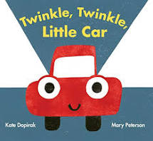 Twinkle, Twinkle Little Car by Kate Dopirak - Simon & Schuster