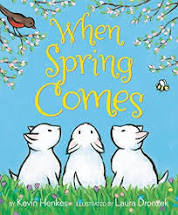 When Spring Comes by Kevin Henkes - HarperCollins