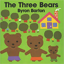 The Three Bears by Byron Barton - HaperCollins
