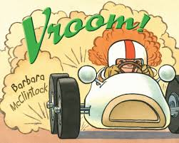 Vroom! by Barbara McClintock - Macmillan