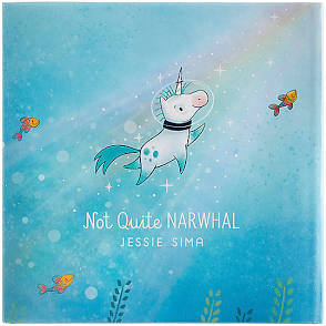 Not Quite Narwhal by Jessie Sima - Simon & Schuster