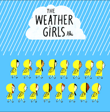 The Weather Girls by Aki - Macmillan