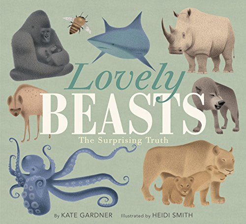 Lovely Beasts Book Cover