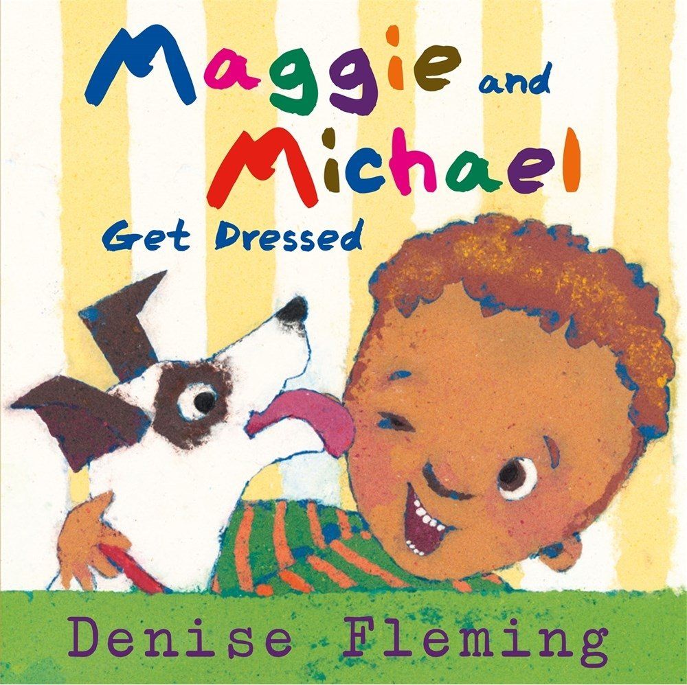 Maggie and Michael Get Dressed Book Cover