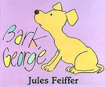 Bark, George by Jules Feiffer -- HarperCollins Children's