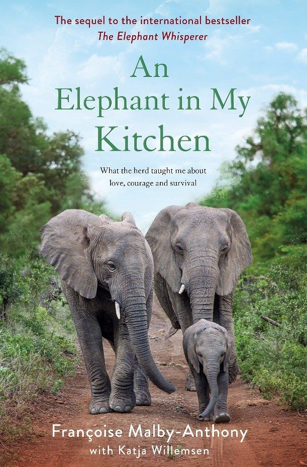 An Elephant in My Kitchen Book Cover