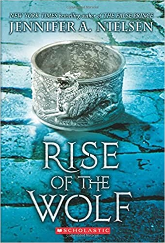 Rise of the Wolf Book Cover