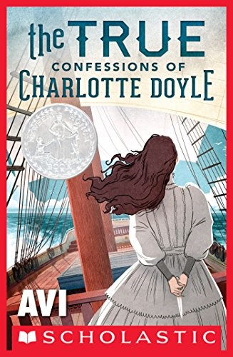 The True Confessions of Charlotte Doyle Book Cover