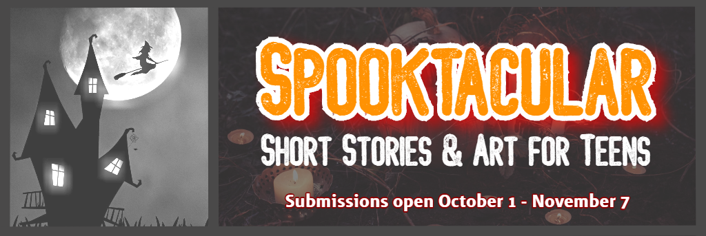 Spooktacular for Teens front page