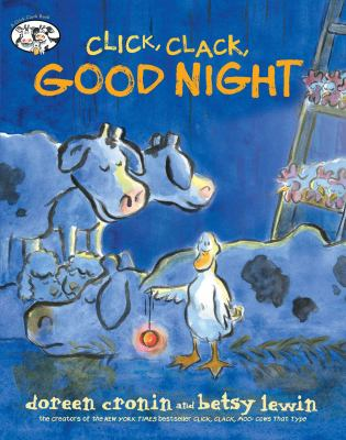 NLW 04.09.21 Click clack good night cover image