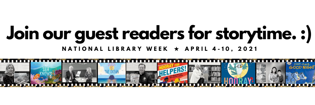 National Library Week 2021